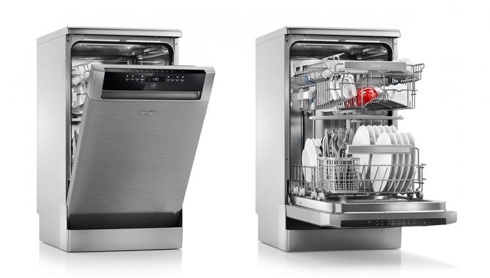 Whirlpool Dishwasher by WideStudio