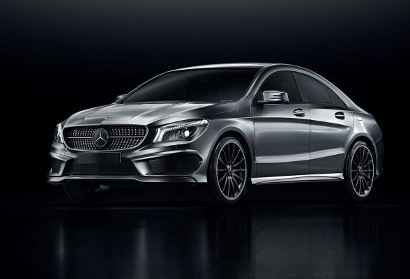 Mercedes-Benz CLA 45 AMG by João Schendel