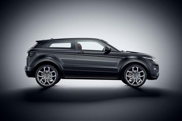 Range Rover Evoque by João Schendel