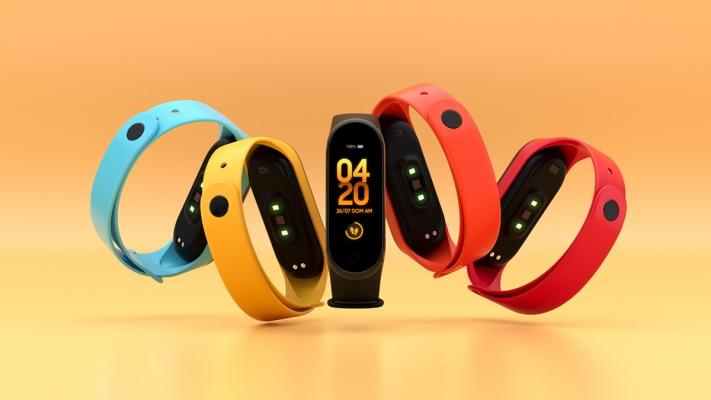 Xiaomi Mi Smart Band 4 by Paulo Júnior