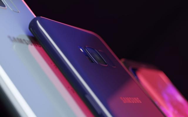 Samsung Galaxy S8 by Akshat Sharma
