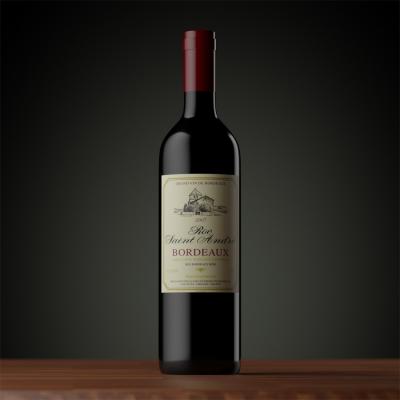 Red Wine by Craig Dockerill