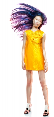 Mannequin Girl by cgrefinery
