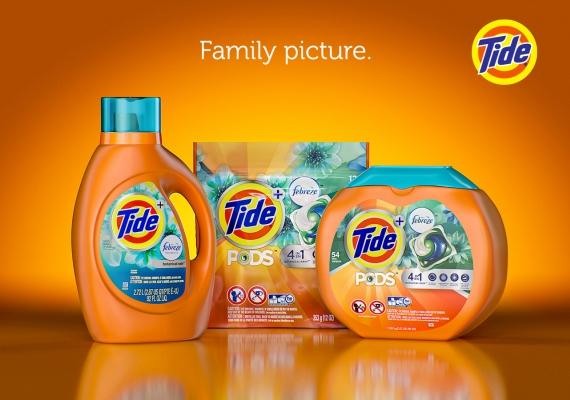 Detergent Family by Julio Ferrari