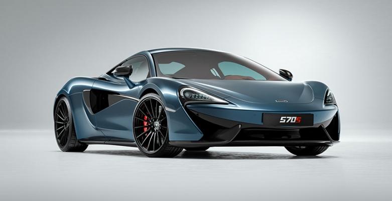 McLaren570s by Steven Hellemans