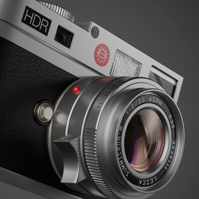 Leica by Mark Segasby