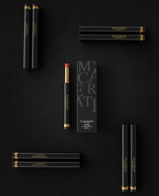 M'AYCREATE Lipstick by Agildo Borges