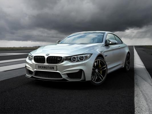 BMW M4 by Amir Mohammad Nabavi