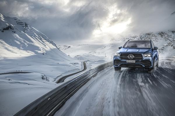 Mercedes GLE by Patrick Salonen