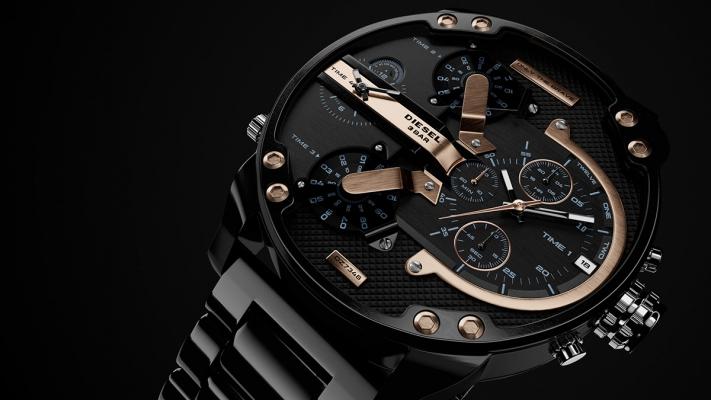 Diesel Watch by Farid Arajpour