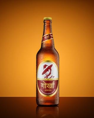 Gorkha Premium Beer by Pink Elephant Studios & Suraj Raj Wagle