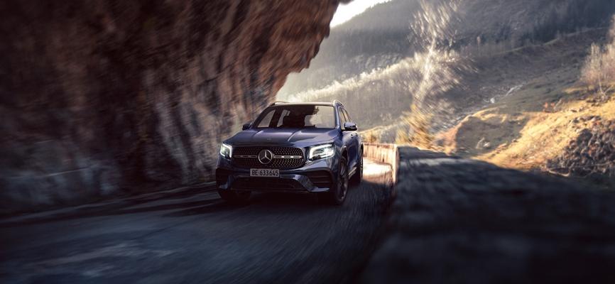 Mercedes GLB by Patrick Salonen