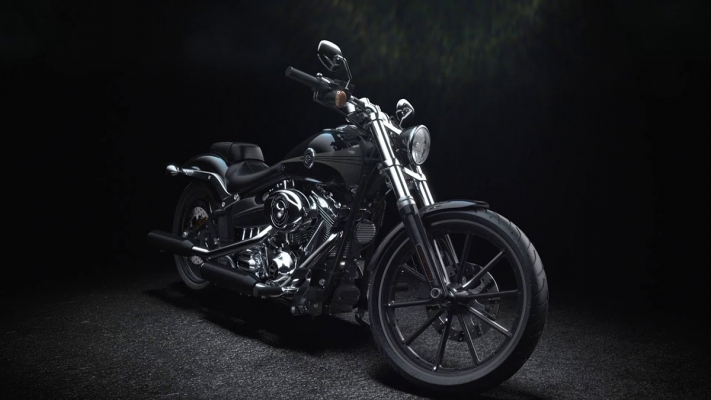Harley Davidson by Catalin DSG