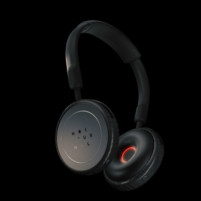 Nocturnal Audio Headphones (Concept Design) by Antonio Bustamante