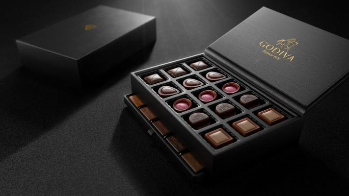 Godiva Chocolate by Agildo Borges