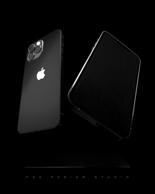 iPhone 12 Pro Max by Mahmoud Gholamali