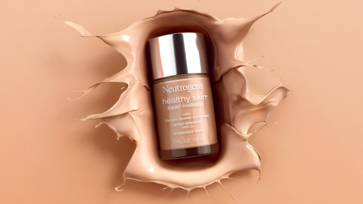 Neutrogena Liquid Foundation by Lyon Visuals
