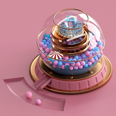 Candy Dispenser by NMN Visuals