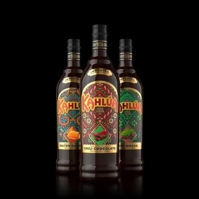 Kahlúa Rum & Coffee Liqueur by Lyon Visuals