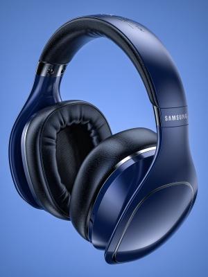 Samsung Level-Over Headphones by Vasiliy Vatsyk