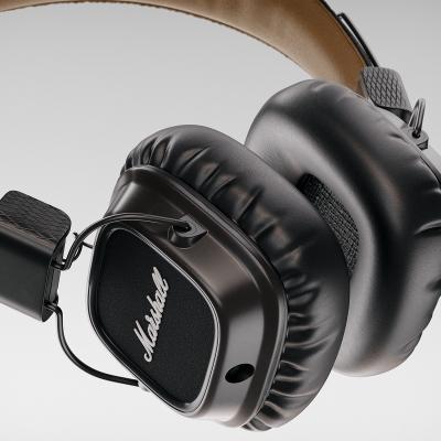 Marshall Major II Headphones by Giuseppe Alaimo
