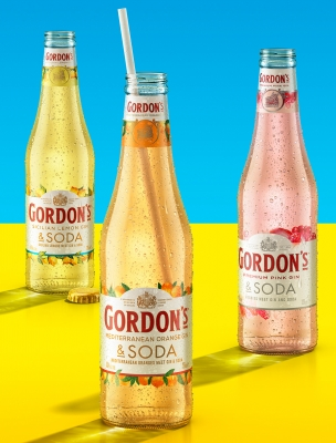 Gordon's Gin by Ben Greenfield