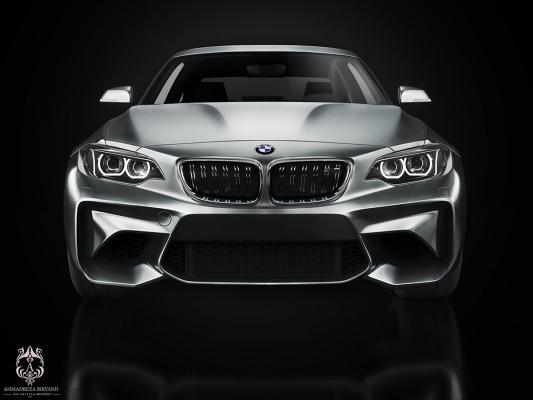 BMW M2 by AhmadReza Birvand