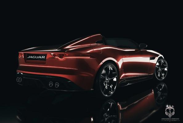 Jaguar by Ahmadreza Birvand