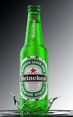 Heineken Beer by Mark LaFavor