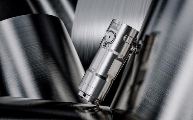 RovyVon S3Ti Flashlight by Qilahuke Wang