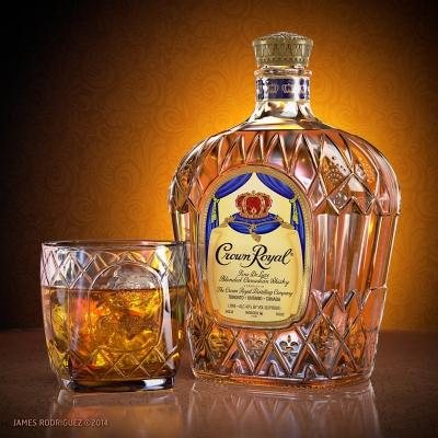 Crown Royal - James Rodriguez