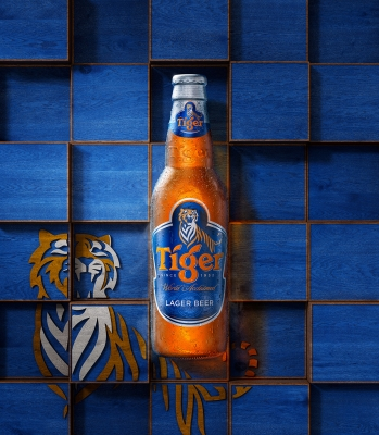 Tiger Beer by Ben Greenfield