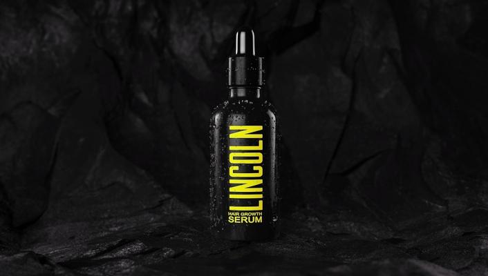 Lincoln Hair Growth Serum by Michael Sapryhin