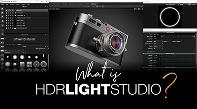 What is HDR Light Studio?