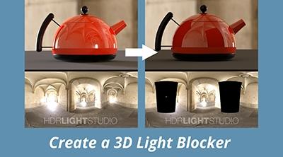 Create a Light Blocker