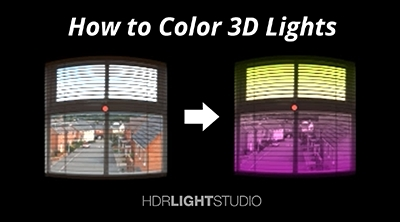 How to Color your Lights