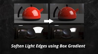 Soften Light Edges with Box Gradient