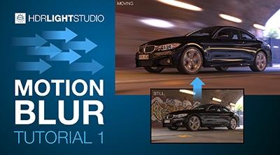 Motion Blur - Tutorial 1