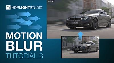 Motion Blur - Tutorial 3