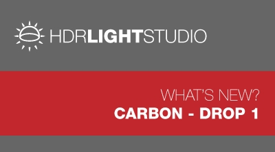 What's New? Carbon - Drop 1