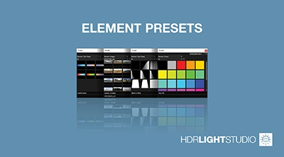 5. Element Presets