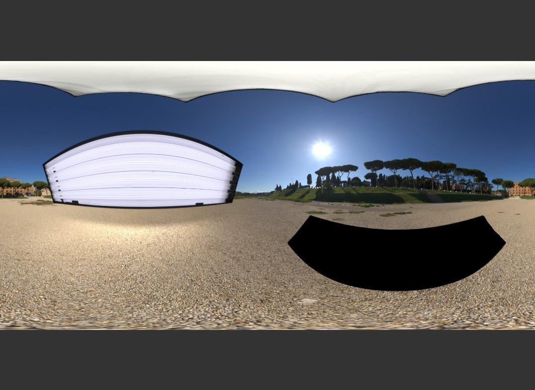 Edit HDRI Maps in Rhino 3D