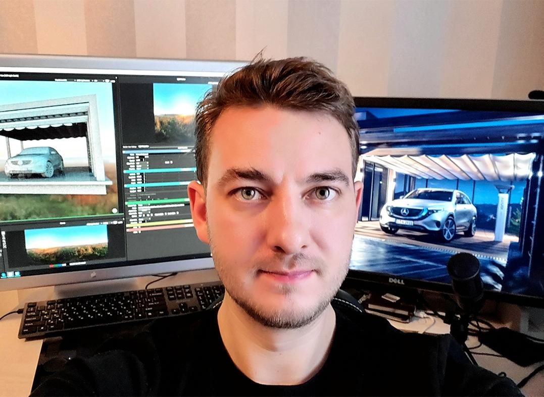 Dmitriy Glazyrin using HDR Light Studio