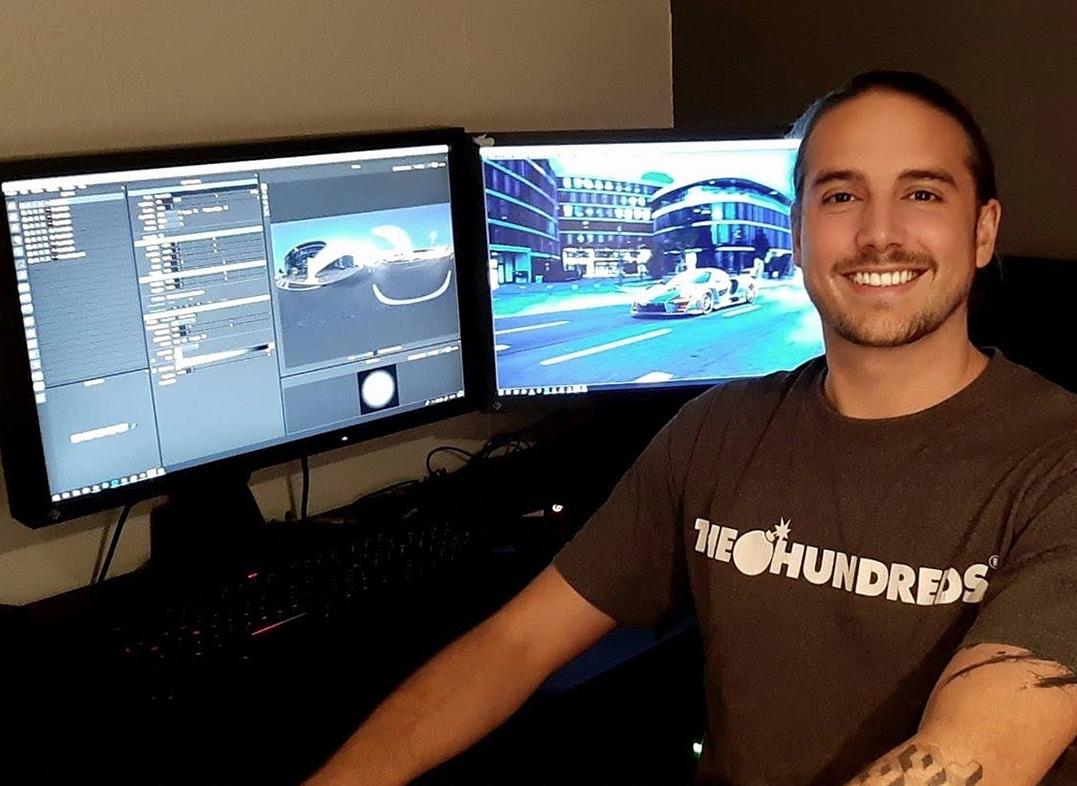 Toby Lee using HDR Light Studio