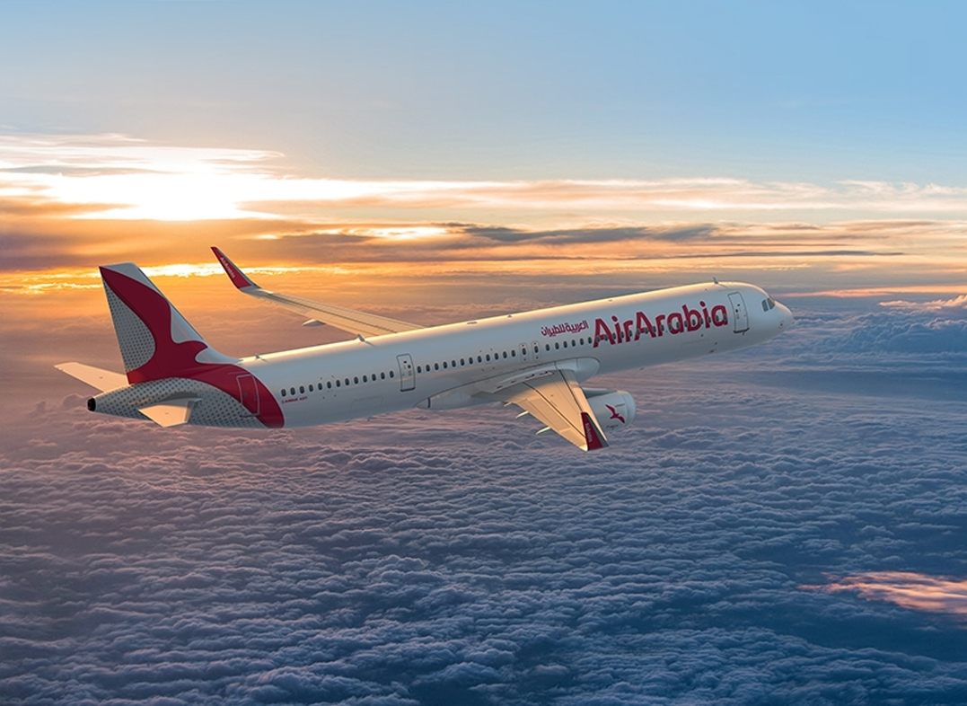 Muharraqi Studios – Air Arabia