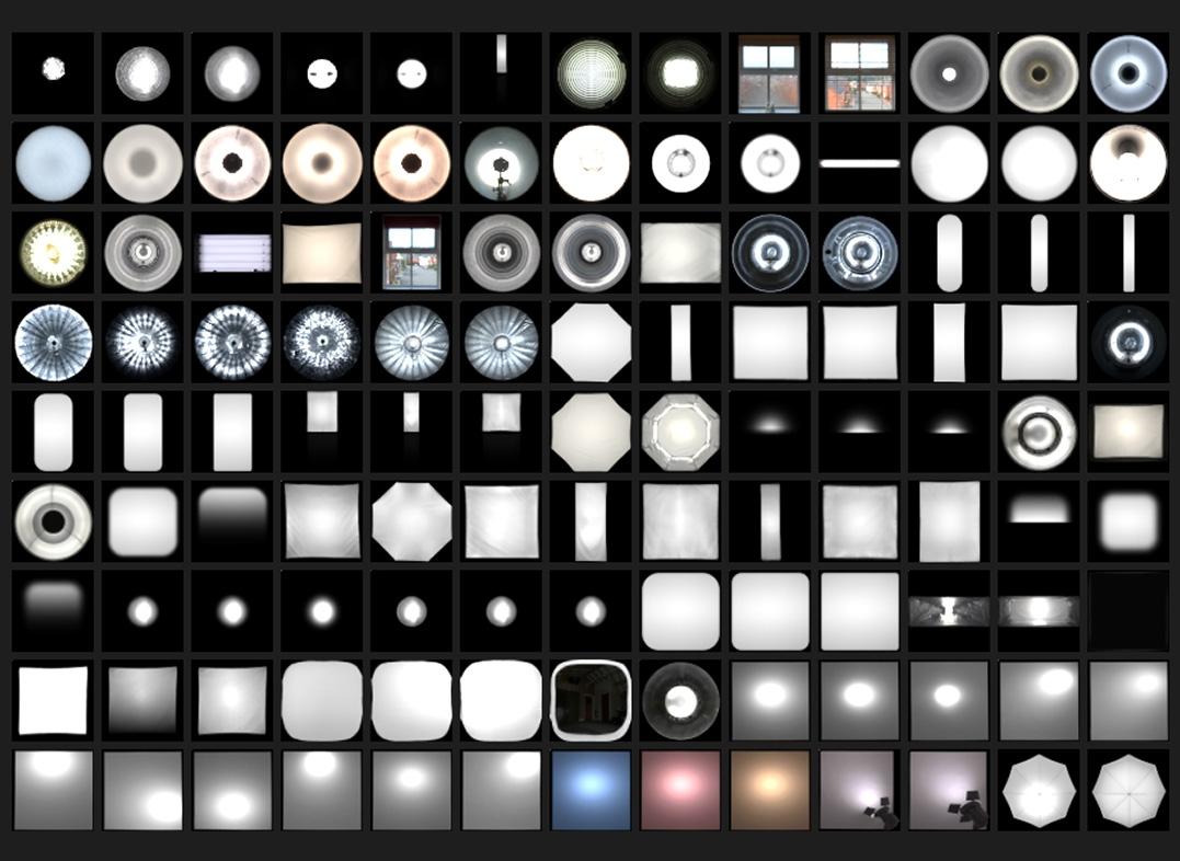HDR Light Sources for Blender