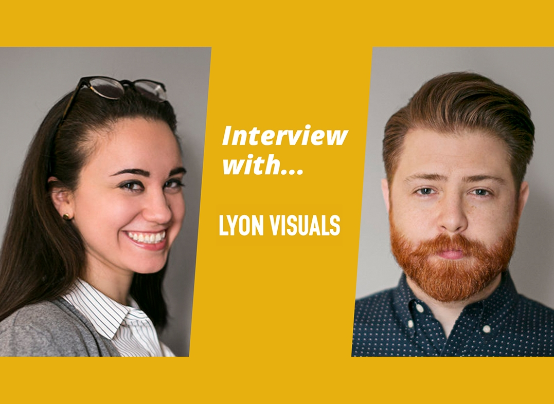 Interview with Lyon Visuals, Visualization Studio