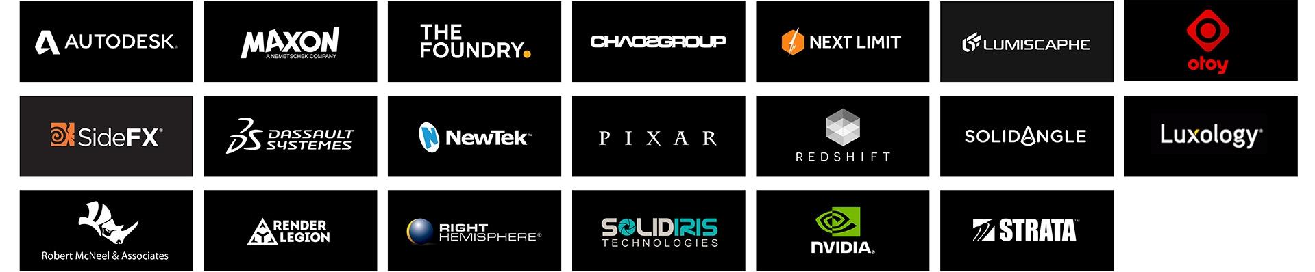 HDR Light Studio compatibility partners